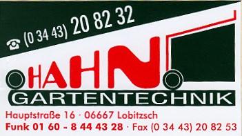 Hausmeisterservice Hahn